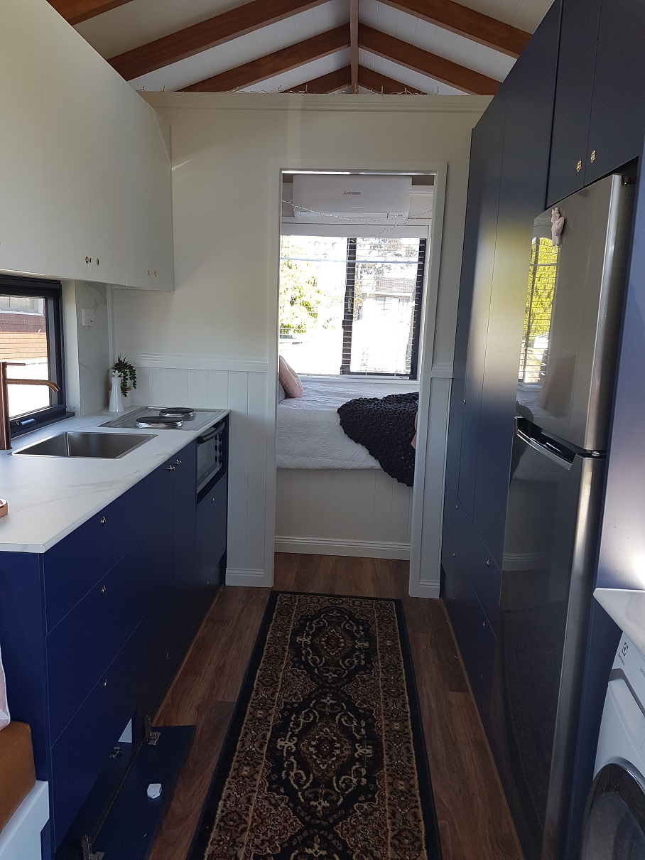 tiny house internal newcastle nsw